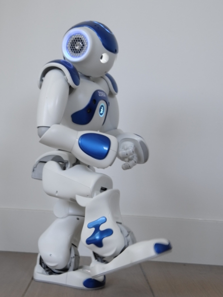 Kickstart, Zora, Robot